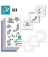 Stitch and Do 93 Winterflowers