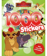 Disney Lion Guard 1000 stickers