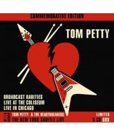 Tom Petty - Live Radio Broadcast Commemorative Edition 5CD-box