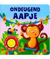 Ondeugend aapje geluidboek