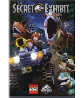 Lego jurassic world - De geheime tentoonstelling