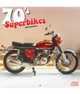 Kalender 2019 70's Superbikes