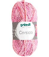 Corsica paars wit gemeleerd