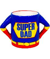 Keramiek beker, Super Dad