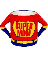 Keramiek beker, Super Mom
