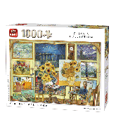 Puzzle Vincent van Gogh 1000 pcs