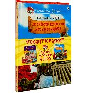 Geronimo Stilton - Vakantiepakket: een reis door de tijd + vakantieboek