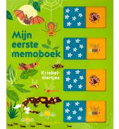 Mijn eerste memoboek - Kriebeldiertjes