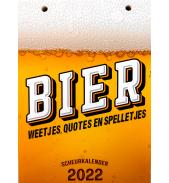 Scheurkalender 2022 : Bier