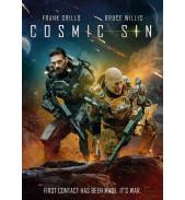 Cosmic Sin - DVD