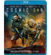 Cosmic Sin - Blu-ray