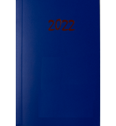 Agenda Promise 2022 Donkerblauw Soft