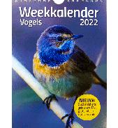 Weekkalender Vogels 2022