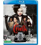 Cruella - Blu-ray