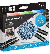 Spectrum Noir discovery kit blended mandalas