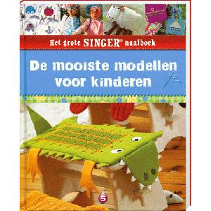 Singer naaiboek: de mooiste modellen voor kinderen