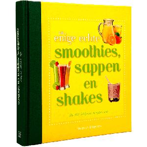 De enige echte smoothies, sappen en shakes