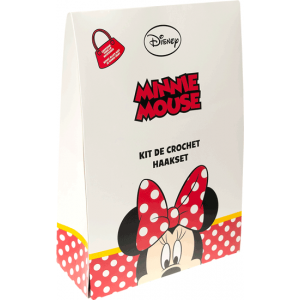 Haakpakket Minnie Mouse