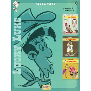 Lucky Luke Integraal deel 13