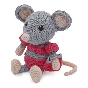 Haakpakket van de muis Daisy
