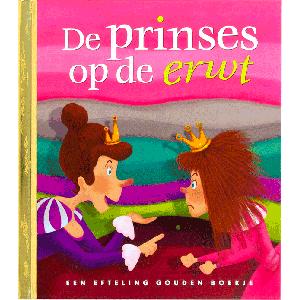 De prinses op het erwt: Efteling sprookjes