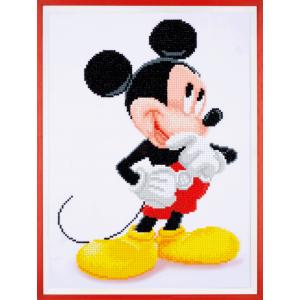 Diamond Painting kit Disney Mickey Mouse 31x43cm