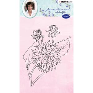 JBS stempel A6 bloem nr 10 juni 2019