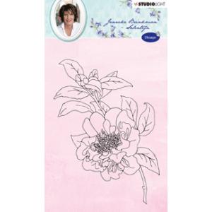 JBS stempel A6 bloem nr 12 juni 2019