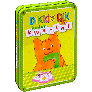 Dikkie Dik Junior kwartet