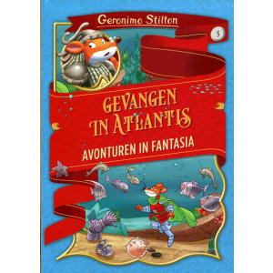 Geronimo Stilton Avonturen in Fantasia deel 5: Gevangen in Atlantis
