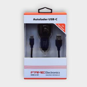 Autolader Duo USB- type C
