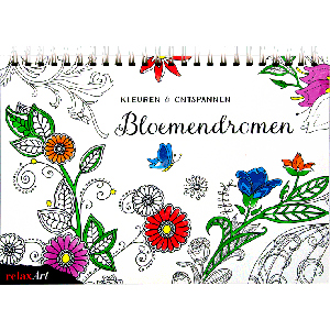 Kleuren & ontspannen Bloemendromen