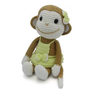 Haakpakket van het aapje Nikki