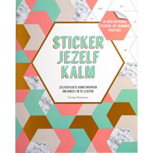 Sticker jezelf kalm