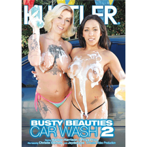 Busty beauties car wash 2 (XXX)