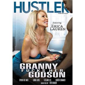 Granny fucks her godson (XXX)