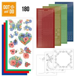 Dot & Do nummer 180 zomer bloemen