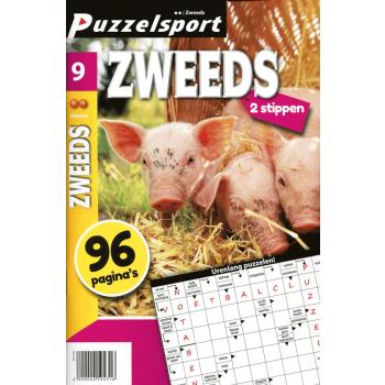 Puzzelsport 96 p. zweeds 2 stippen nr.9