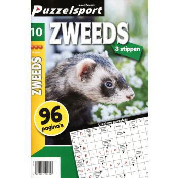 Puzzelsport 96 p. zweeds 3 stippen nr.10