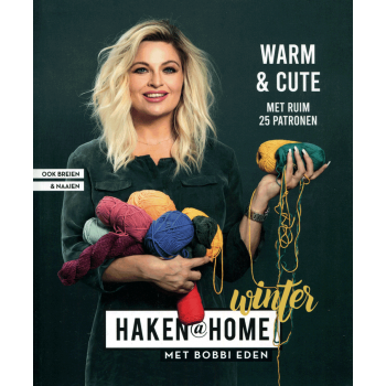 Haken at home winter Bobbi Eden