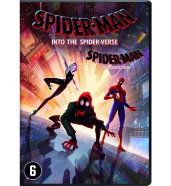 Spider - Man - Into The Spider - Verse - DVD