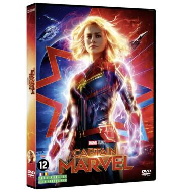 Captain Marvel - DVD