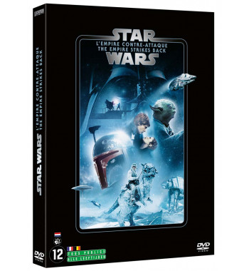 Star Wars Episode 5 - The Empire Strikes Back - DVD