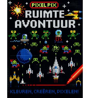 Pixel Pix ruimteavontuur