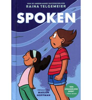 Spoken - Graphic Novel