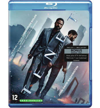 Tenet - Blu-ray