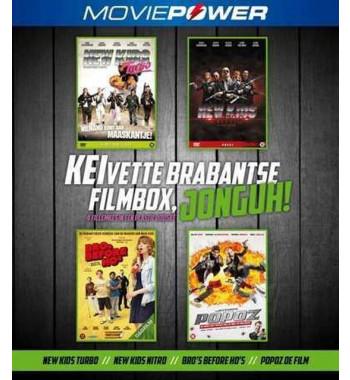 Vette Brabantse Box, Jonguh! - Blu-ray