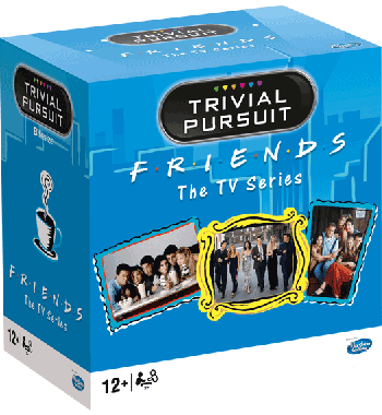 Trivial pursuit Friends (Nederlandse versie)