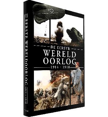 De Eerste wereldoorlog 1914-1918