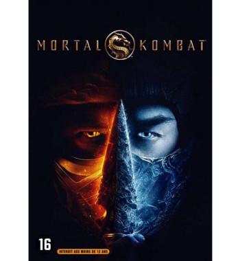 Mortal Kombat - DVD